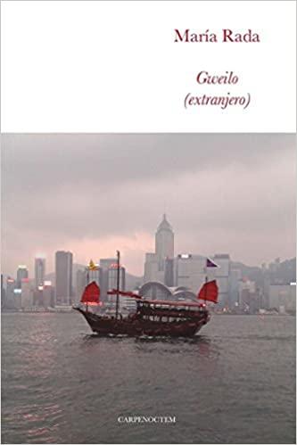 Libro de viaje Gweilo de Maria Rada
