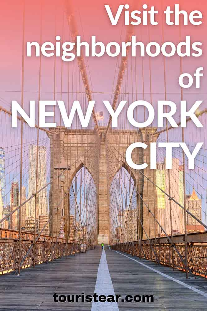 New York City Neighborhoods Tour