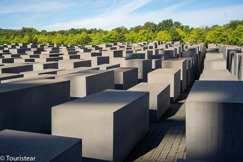 Memorial al Holocausto, Berlin