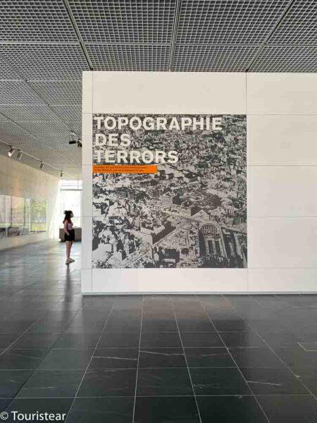 Museo Topografía del Terror de Berlín