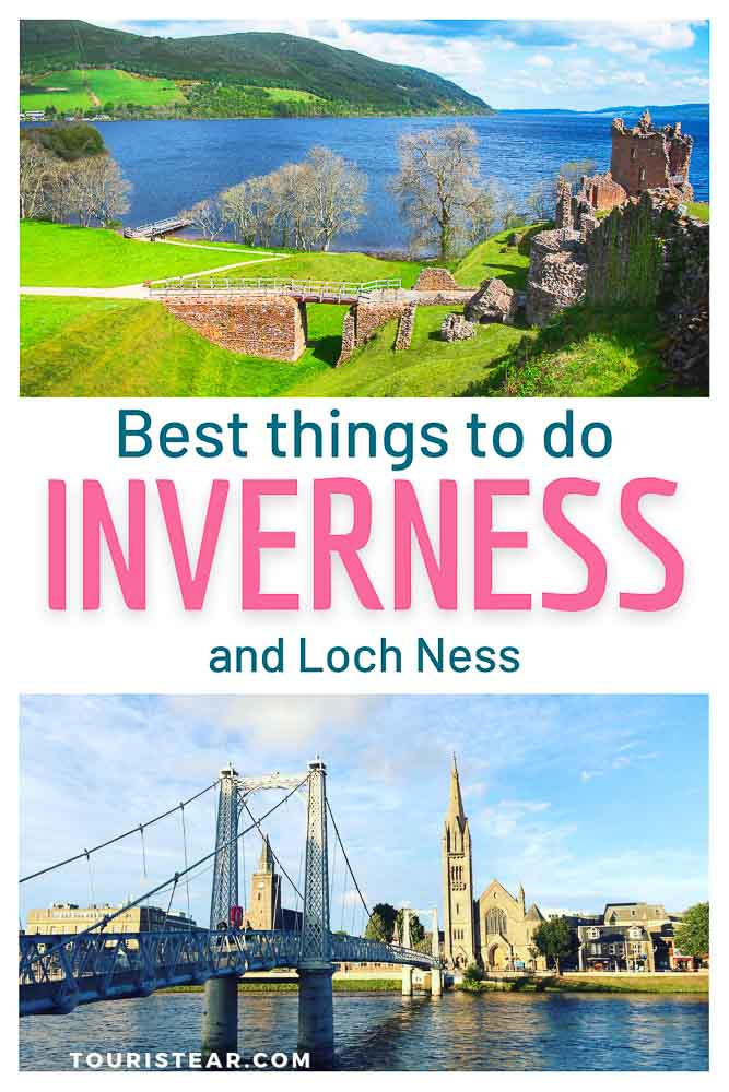 What to do in Inverness and Loch Ness