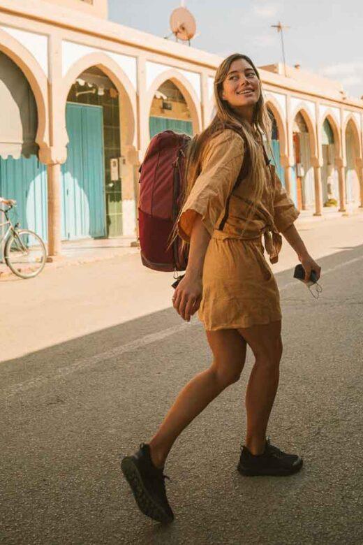 Tropicfeel Jungle shoes & Shell Backpack