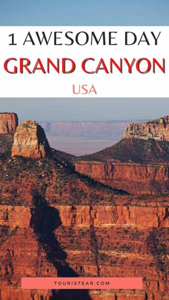 grand canyon arizona 1 day trip