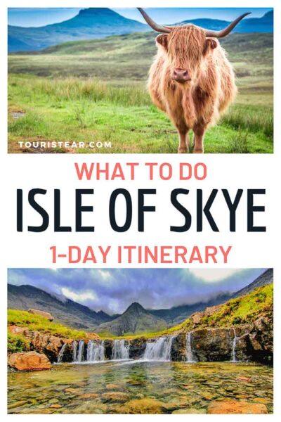 What to do on Isle of Skye, Scotland