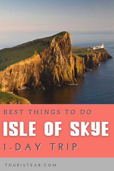 Isle of Skye best places to go
