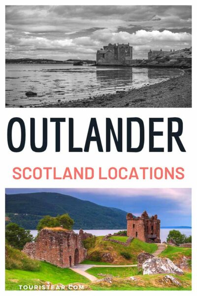 Outlander TV show Scotland locations