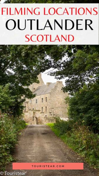 Outlander filming locations Scotland