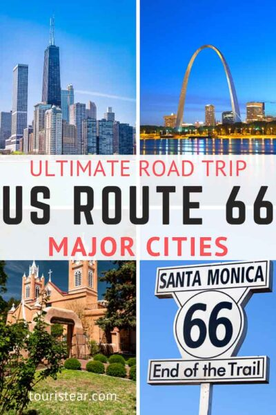 Best cities to visit on Route 66