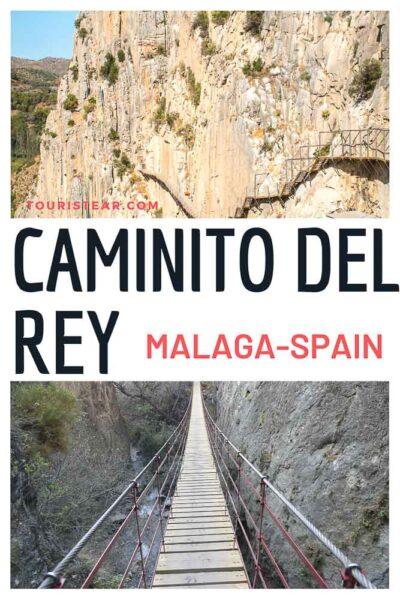 Caminito del Rey, Malaga, Spain