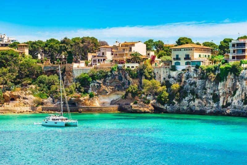 playas turquesas de Mallorca