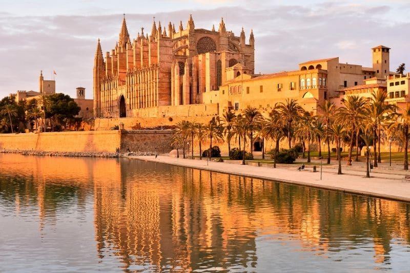 Mallorca catedral