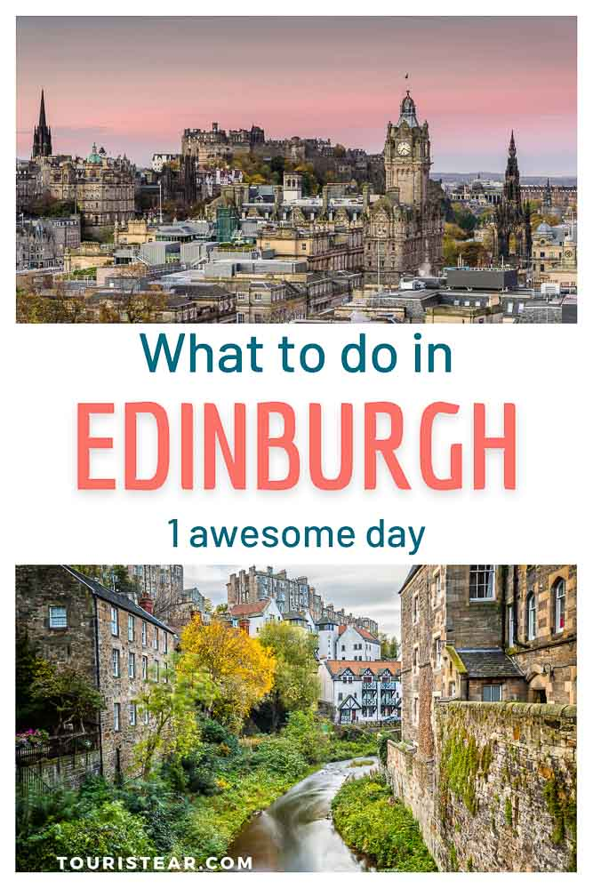 What to do in Edinburgh 1 day