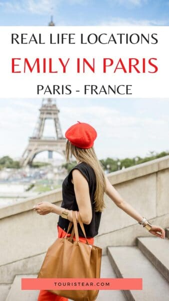 Real Life locations Emily in Paris