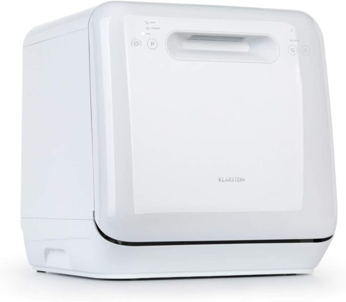 mini dishwasher motorhome camper van