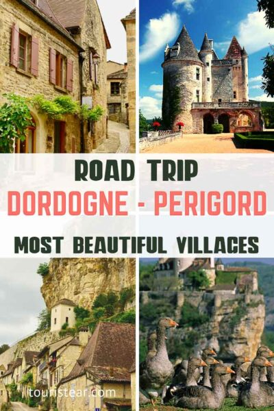 the prettiest villages of the Dordogne