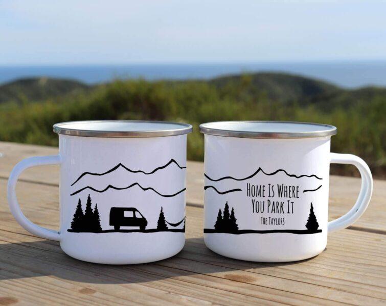 van's mug