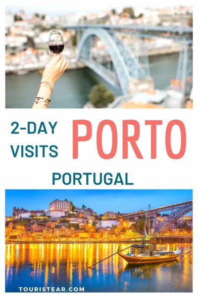 Porto 2 days itinerary
