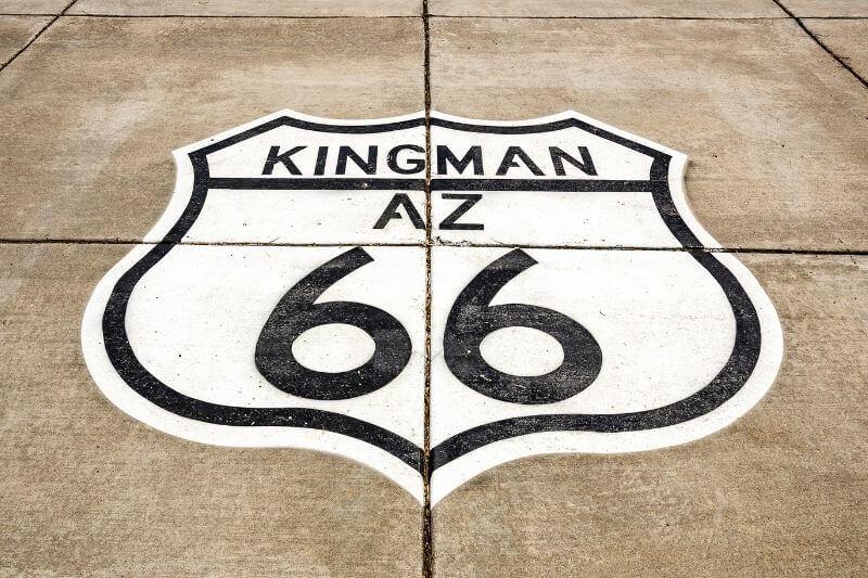Kingman AZ US 66
