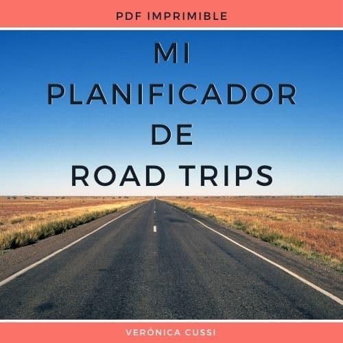 Planificador de Road Trips en PDF