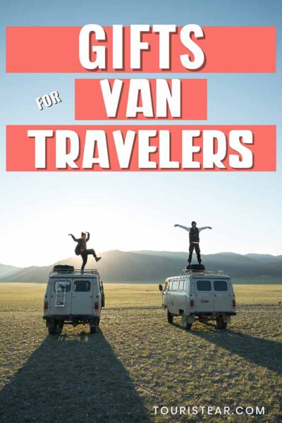 Gifts Ideas for van travelers