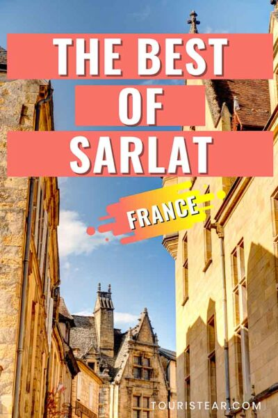 best of sarlat France