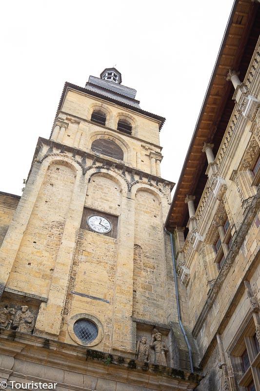 Torre de la catedral de Sarlat