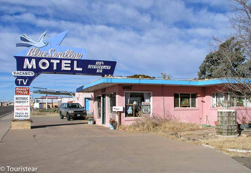Blue Swallow Motel US Route 66