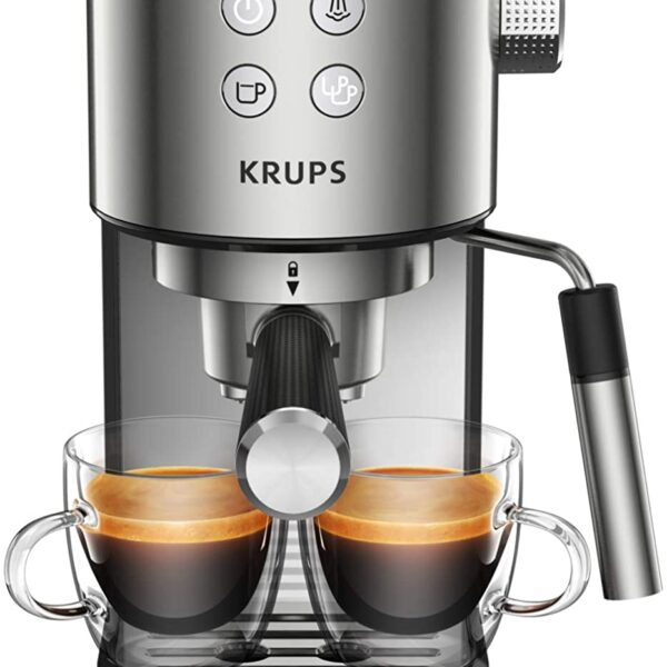 cafetera espresso compacta