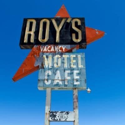 Roys Cafe Amboy