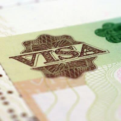 solicitud de VISA electronica ESTA