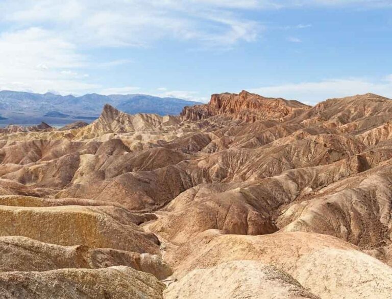 How to Plan Your Death Valley Day Trip from Las Vegas