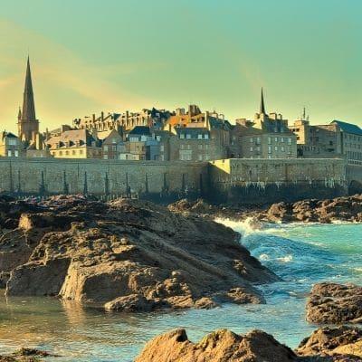 St Malo Bretaña