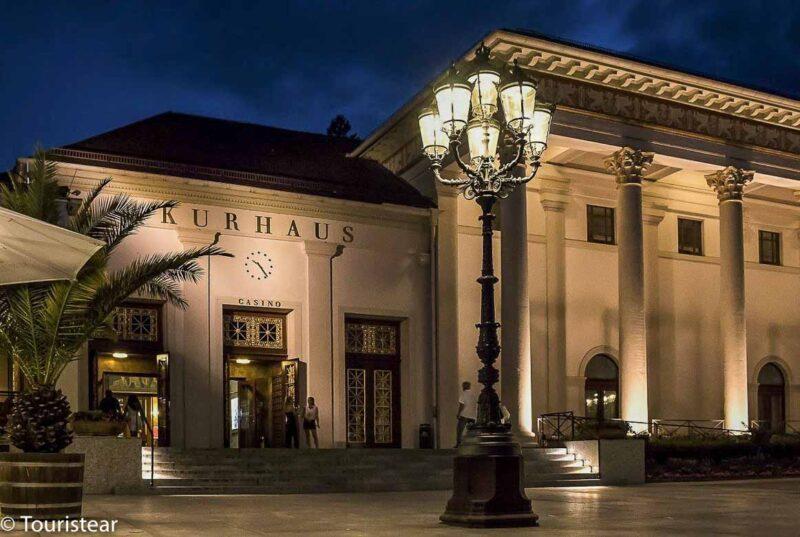 Kurhaus casino alemania