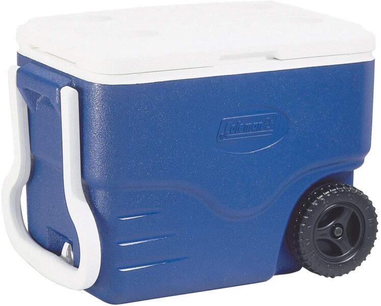 Nevera portátil de hielos