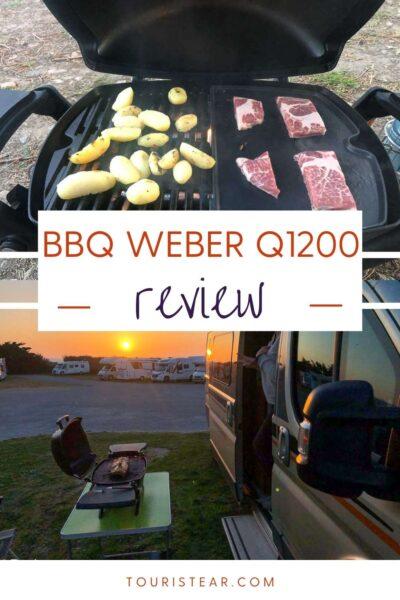 BBQ Weber Q1200 Review