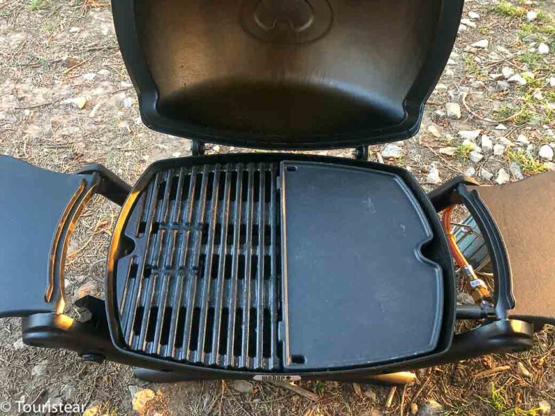 Barbecue Weber Q1200
