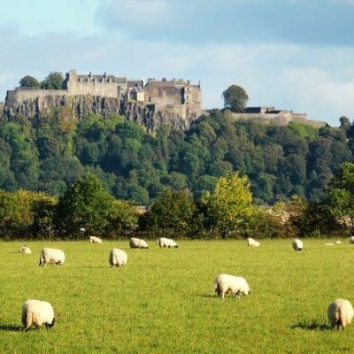 castillo de Stirling escocia