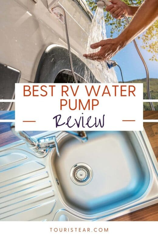 Best RV Water pump for RVs