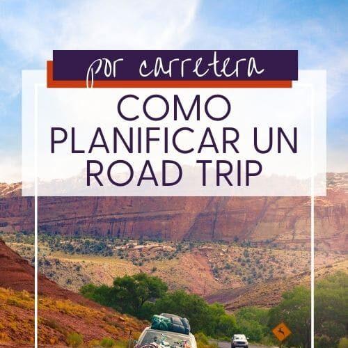 Como planificar un viaje por carretera
