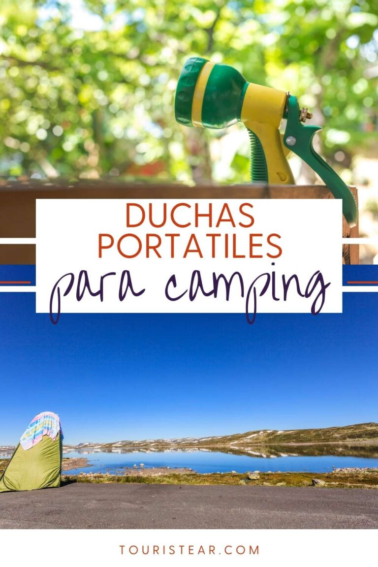 Las Mejores Duchas Portátiles para Camping (guía y reseñas)