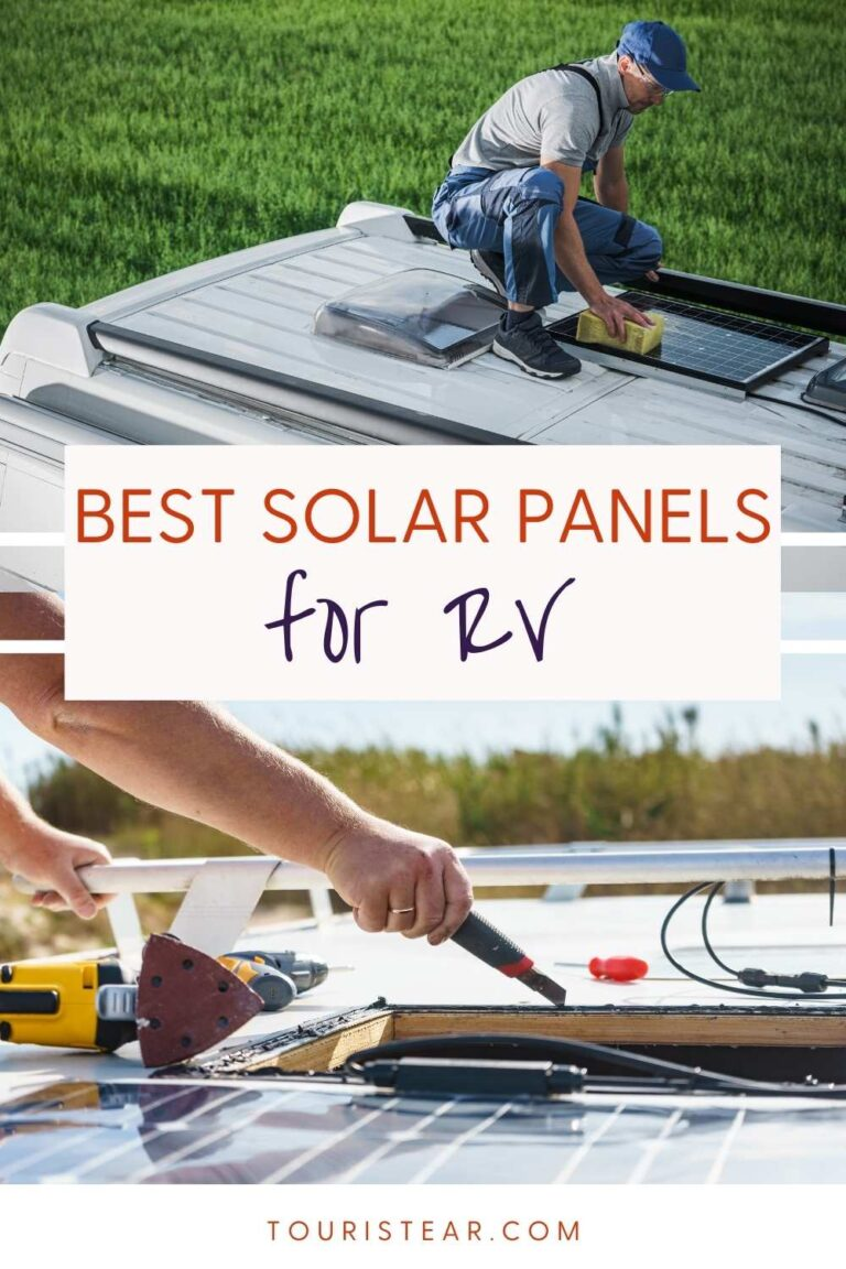 The Best Solar Panels for RV (Guide & Review)