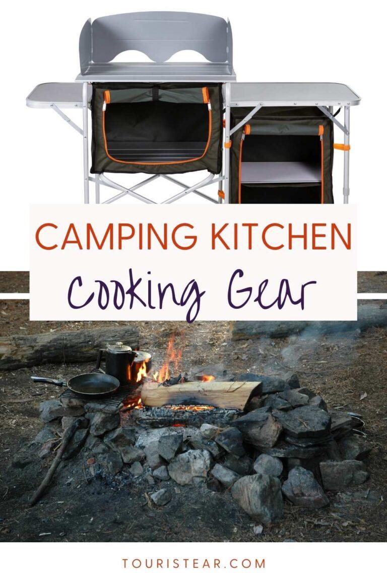 Camping Kitchen & Cooking Gear (Essentials)