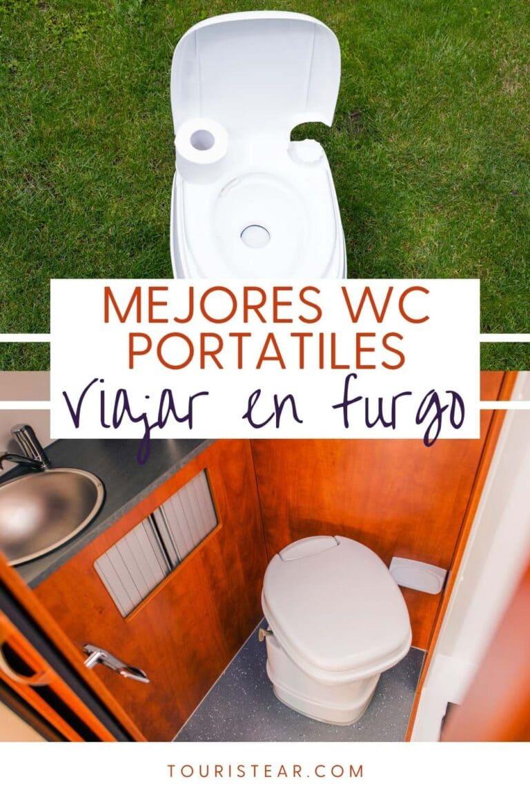Los 10 mejores WC inodoros portátiles para viajar