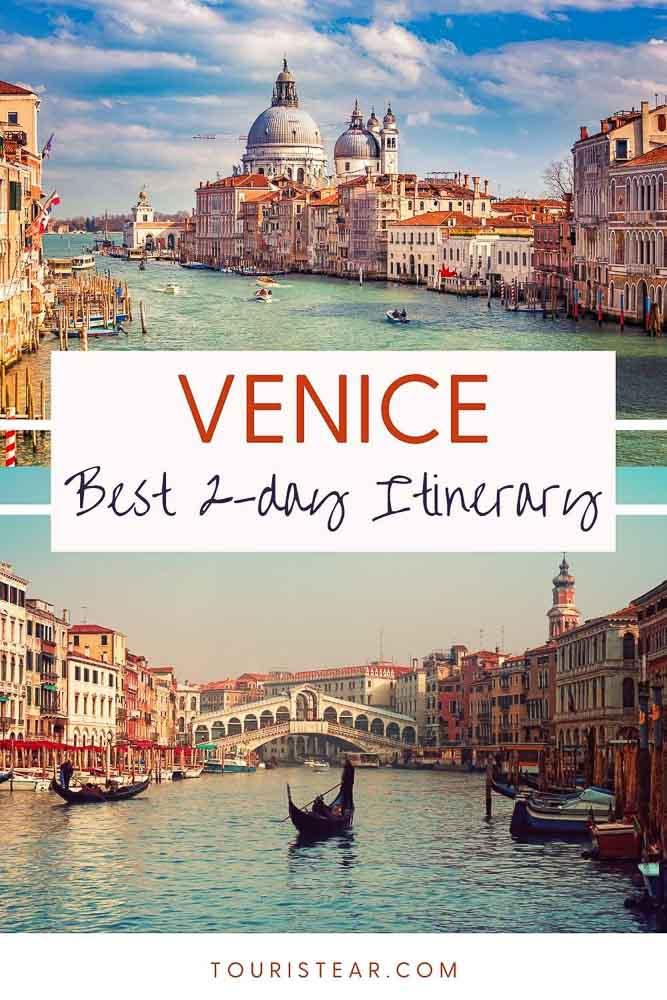 2-day Venice Itinerary