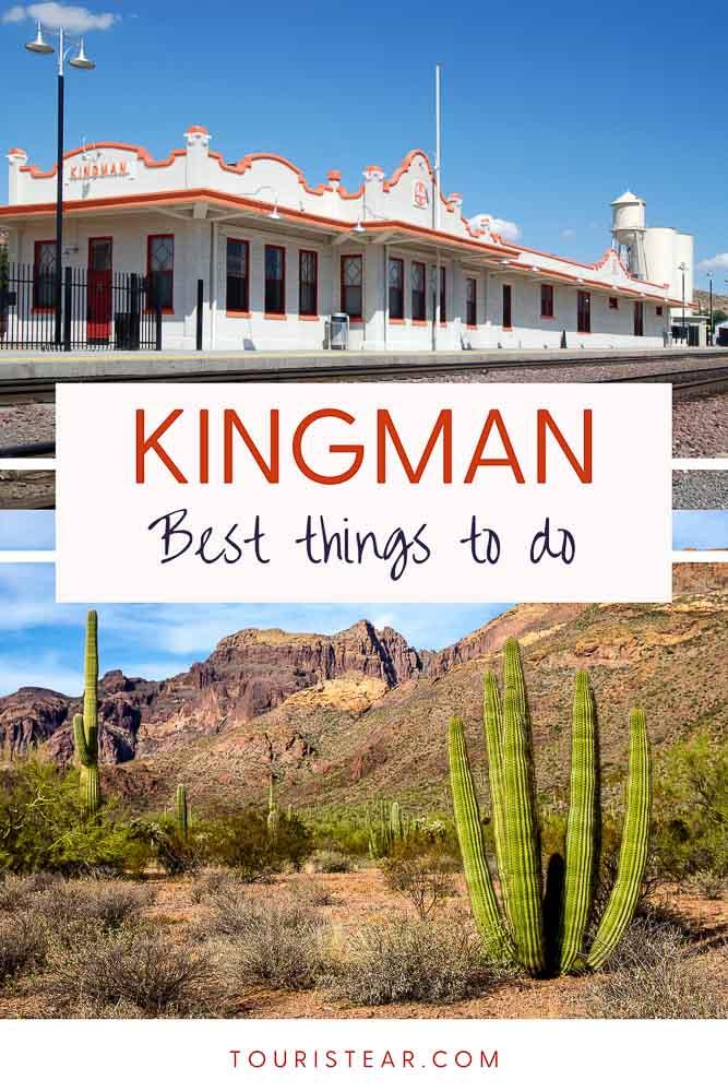 Best Things to do in Kingman AZ
