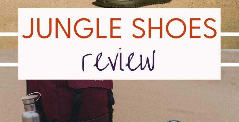 tropicfeel jungle sneakers portada
