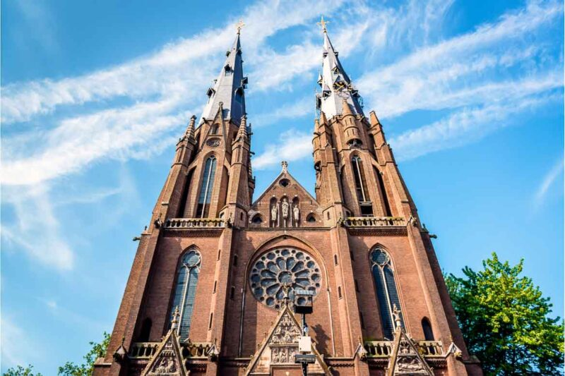 St. Catherine's Church in Eindhoven