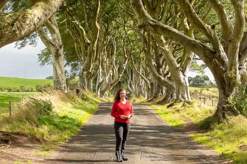 The Dark Hedges, Irlanda del Norte