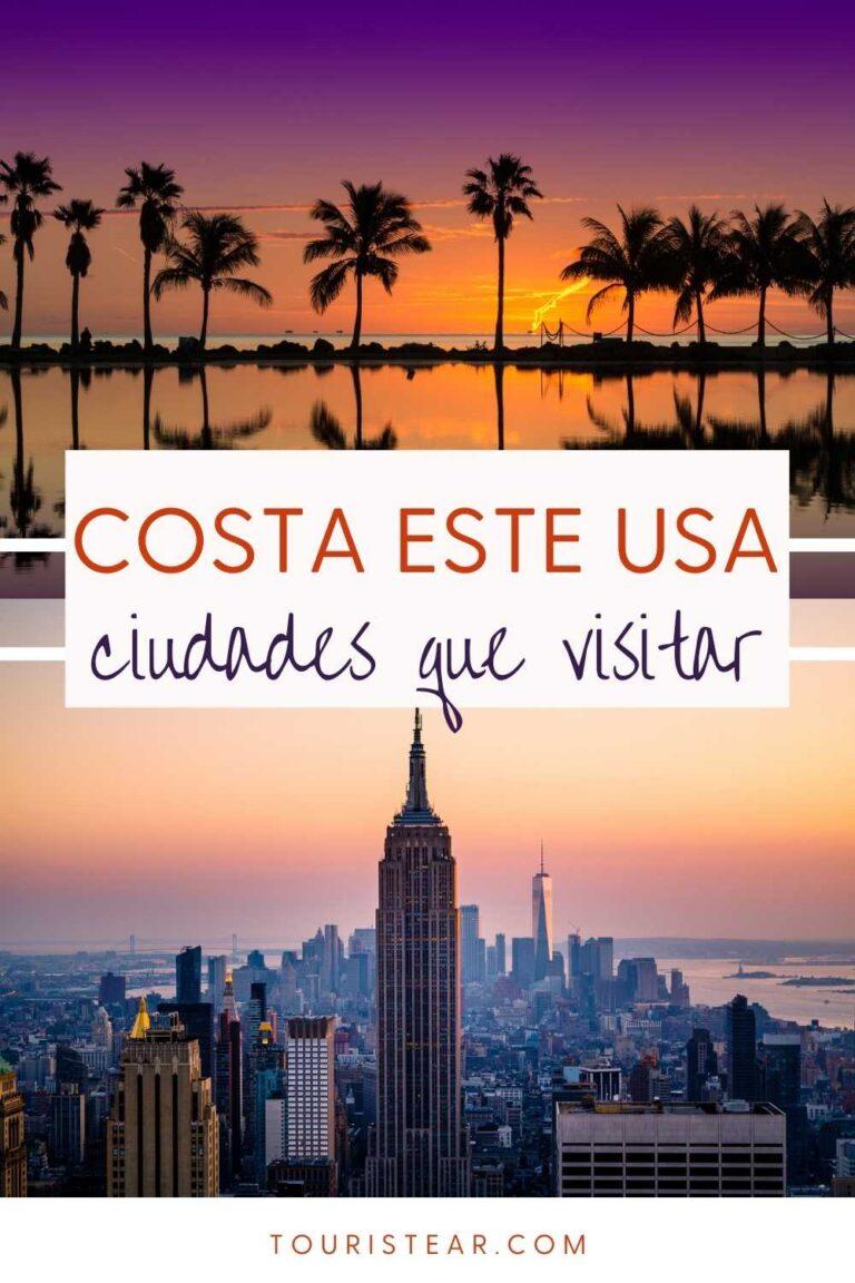 ¿Qué visitar en la Costa Este de Estados Unidos?