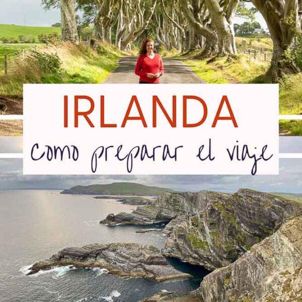 como planear un viaje a Irlanda